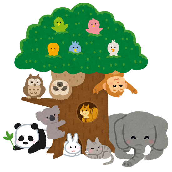 tree_animals_group